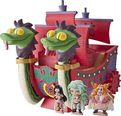 One Piece- Chara Bank Boa Hancock Kuja Pirates