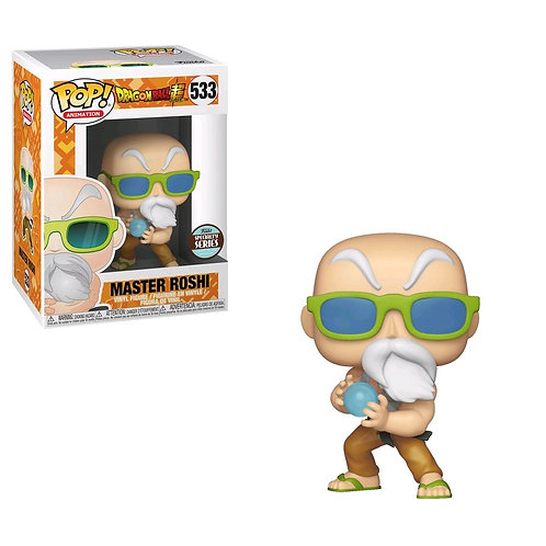 Dragon Ball Super - Master Roshi (Max Power) Specialty Series Exclusive Pop! Vin