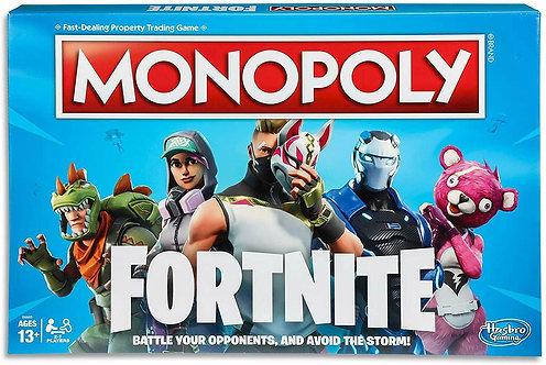 Fortnite Monopoly Board Game