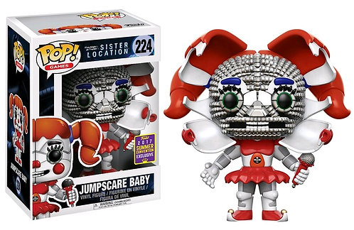 Five Nights at Freddy's - Jumpscare Baby SDCC 2017 US Exclusive Pop! Vinyl