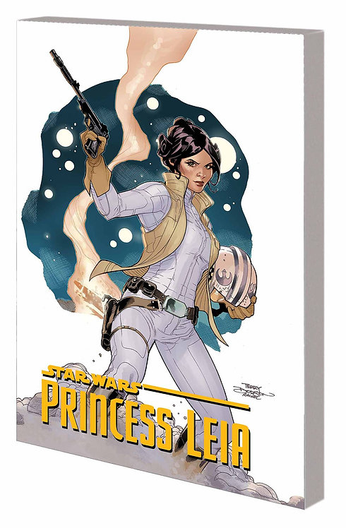 STAR WARS PRINCESS LEIA TP