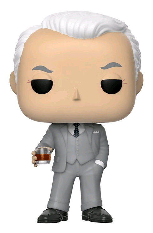 Mad Men - Roger Pop! Vinyl