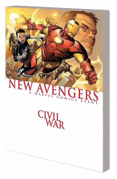 CIVIL WAR NEW AVENGERS TP