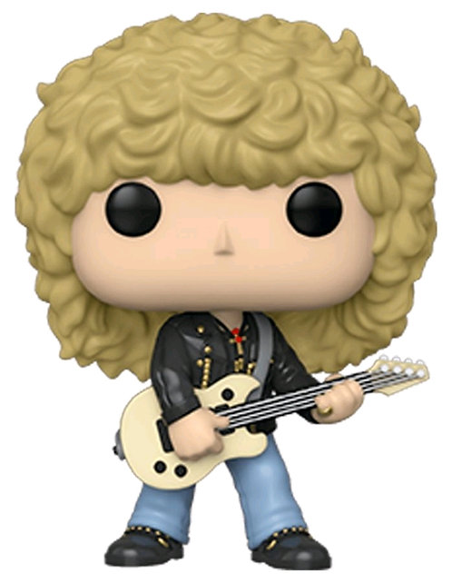 Def Leppard - Rick Savage Pop! Vinyl #148