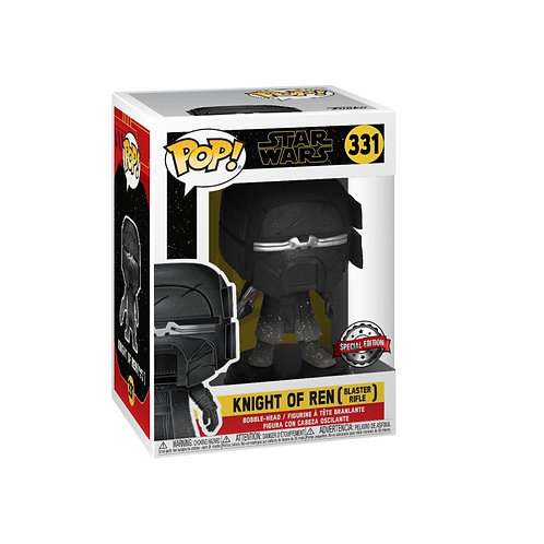 Star Wars - Knight of Ren Blaster Episode IX Rise of Skywalker US Exclusive Pop!
