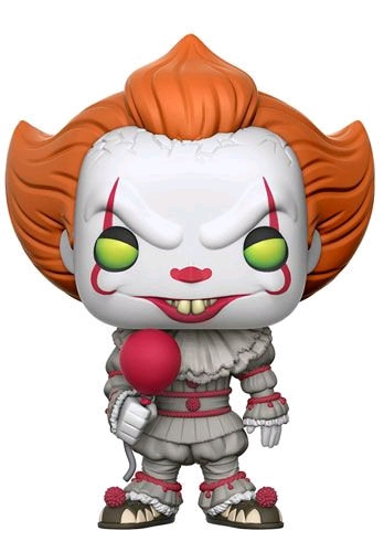 It (2017) - Pennywise with Balloon Pop! Vinyl #475