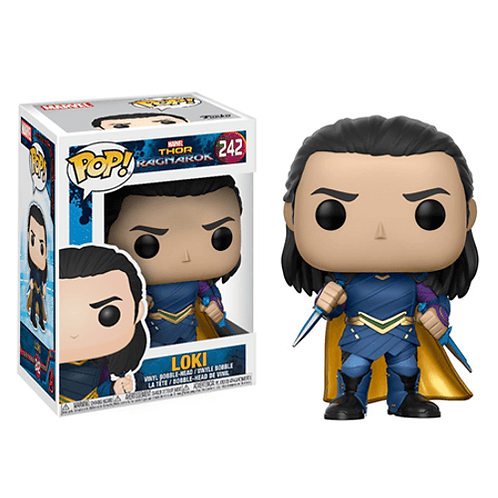 Thor Ragnarok - Loki Pop! Vinyl
