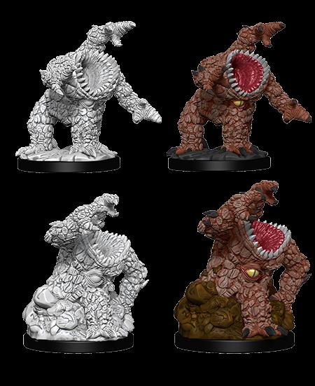 D&D Nolzurs Marvelous Unpainted Miniatures Xorn