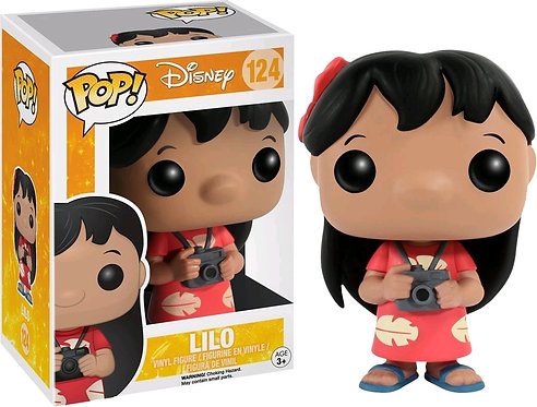 Lilo & Stitch - Lilo Pop! Vinyl