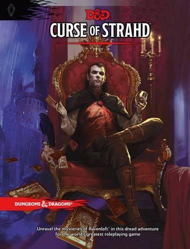 D&D Curse of Strahd
