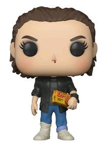 Stranger Things - Eleven Punk Rock US Exclusive Pop! Vinyl