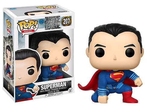 Justice League Movie - Superman Pop! Vinyl