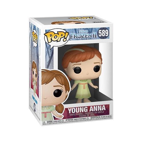 Frozen II - Young Anna Pop! Vinyl