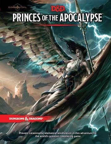 D&D Elemental Evil Princes of the Apocalypse