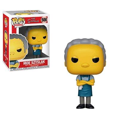The Simpsons - Moe Pop! Vinyl