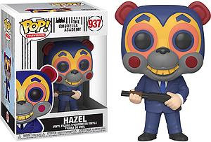 Umbrella Academy - Hazel with Mask Pop! Vinyl