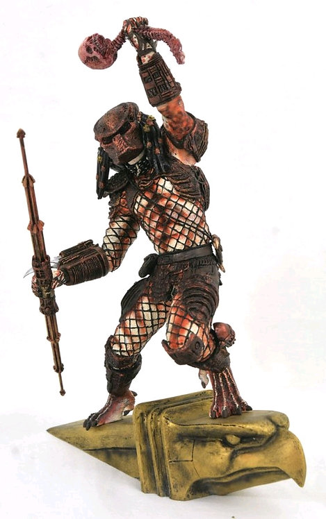 Predator 2 - Hunter Gallery PVC Statue