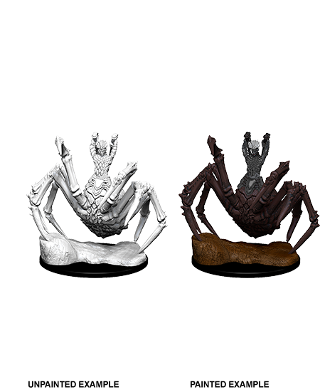 D&D Nolzurs Marvelous Unpainted Miniatures Drider