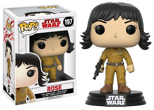 Star Wars - Rose Episode VIII The Last Jedi Pop! Vinyl