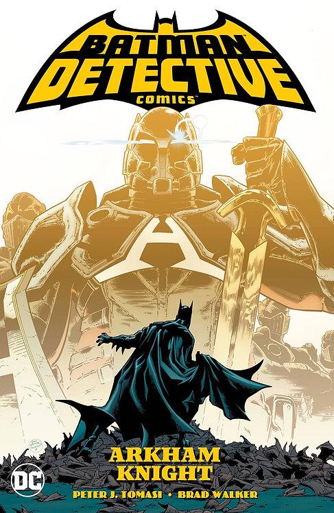 BATMAN DETECTIVE COMICS HC VOL 02 ARKHAM KNIGHT