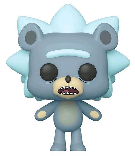Rick and Morty - Teddy Rick Pop! Vinyl