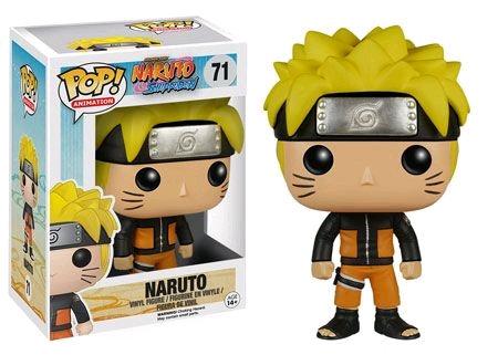 Naruto Shippuden - Naruto Pop! Vinyl
