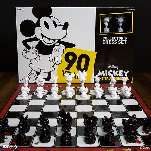 Disney - Mickey Mouse Original Collectors Chess Set