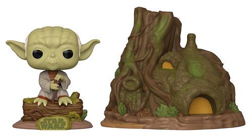 Star Wars - Yoda with Hut Pop! Town
