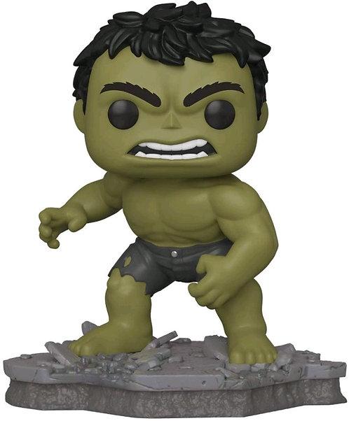 Avengers - Hulk (Assemble) US Exclusive Pop! Deluxe [RS]