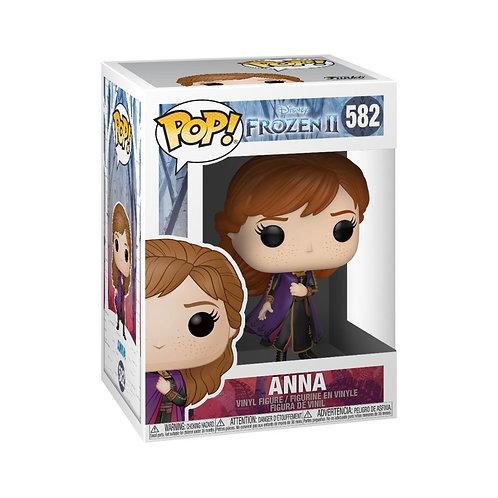 Frozen II - Anna Pop! Vinyl