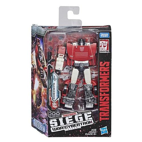 Transformers War for Cybertron: Siege Deluxe Sideswipe