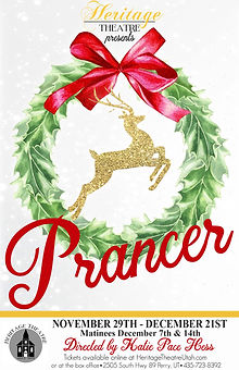 Prancer Original File and Official Poste