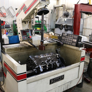 H&W Service Center   Cylinder Head & Block Machine Shop