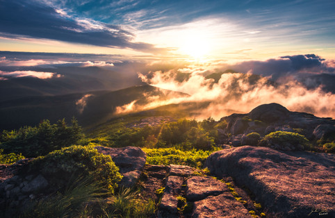 Mt. Marcy Sunrise