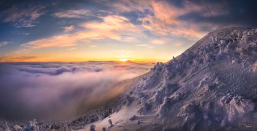 Algonquin Sunrise 10 x 20