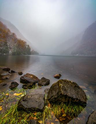 Lower Cascade Lake, New York