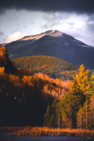 Snow on Whiteface