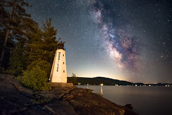 Word of Life Island, Schroon Lake, NY