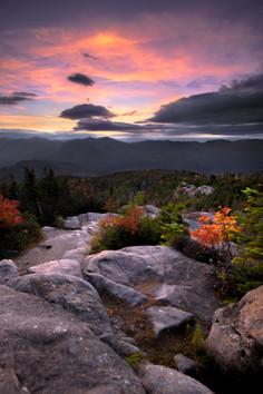 Sunset From Hurricane Mt. NY