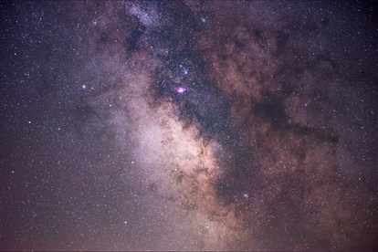 A Million Stars Adirondacks