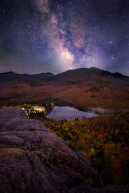 Milky Way from Mt. Jo