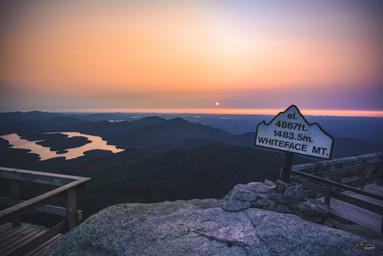 Whiteface Summit Sunset