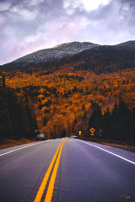 Colliding Seasons Cascade Mt.
