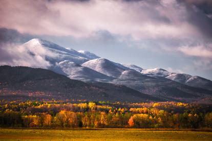 Changing of seasons - MacIntyre Range