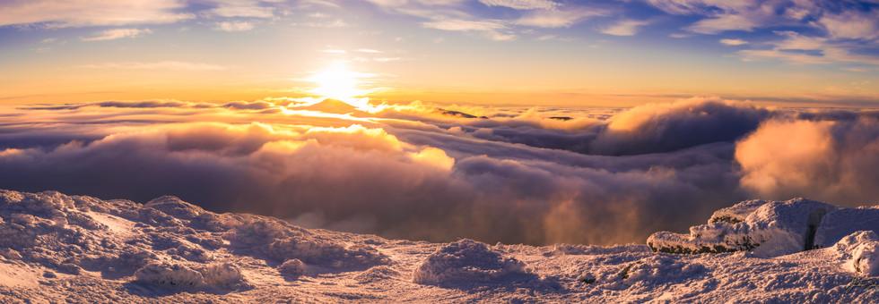 Algonquin Sunrise 10 X 30