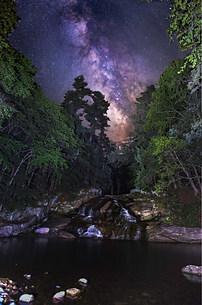 Tenant Creek Falls, NY