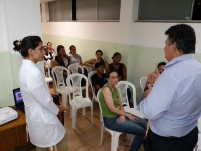 Na quinta-feira (28), a Santa Casa de Formiga realizou o primeiro curso de gestantes da entidade. Ao todo, compareceram 22 gestantes e seus acompanhantes.…