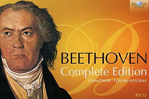 L.von Beethoven Complete Edition