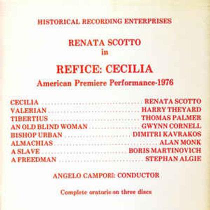 L.Refice: Cecilia