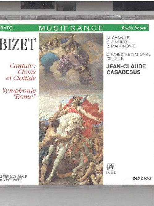 Georges Bizet: Clovis et Clotilde